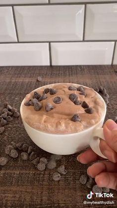 Köstliche Desserts, Delicious Desserts, Dessert Recipes, Yummy Food, Fun Baking Recipes, Sweet Recipes, Cooking Recipes, Coffee Drink Recipes, Starbucks Recipes