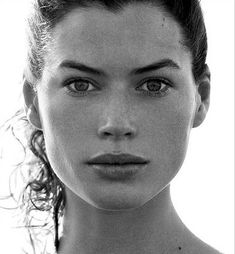 Carre Otis began her modeling career at age while hanging out in San Francisco, she was immediately sent to Paris where she began to ach. Most Beautiful Women, Beautiful People, Light Blue Eyes, Libra Women, Old Models, Great Shots, Vintage Beauty, Supermodels, Portrait Photography