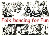 list of about 100 dances, most of them Suitable for teaching at parties where the participants have little or no previous dancing experience.