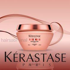 Kérastase Masque Maskerastine - Hohe Konzentration an Pflegestoffen für undisziplinierte Haartypen.
