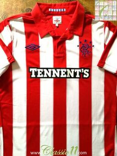 2010 11 Glasgow Rangers Away Football Shirt (M)  BNWT  d77c89d0c3980