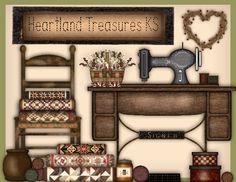 Heartland Treasures