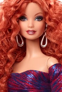 New Barbiedolls in 2015 Beautiful Barbie Dolls, Pretty Dolls, Cute Dolls, Barbie Hair, Barbie Barbie, Glamour Dolls, Barbie Collection, Hat Hairstyles, Barbie World