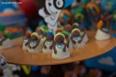 Paty´s Cakes: Festa de 1 Aninho --- Doki em a Volta ao Mundo