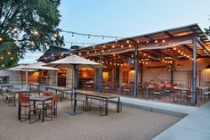 Outdoor Restaurant Design, Rustic Restaurant, Backyard Restaurant, Coffee Shop Design, Cafe Design, Rustic Bench, Rustic Decor, Rustic Wood, Rustic Backdrop
