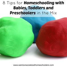 8 Tips for Homeschoo