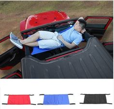 Highitem New Style Car Roof hammock For Jeep