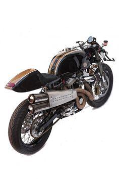 Harley Cafe Racer by Deus Ex Machina