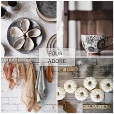 #FourIAdoreFriday . Hello Friday friends.. . . Thank you ALL ..(always).. for sharing your beautiful quiet moments in the Four I Adore feed. Here are four we.simply adore. . Please join @prairiegirlstudio and I in celebrating this weeks oh so lovely feature four. Adore. .  @decadentpantry  @carolyn.v  @petiteharvest  @ros_nichols . . To play along (any day of the week)...simply tag your stills with #fouriadorefriday  . . xo