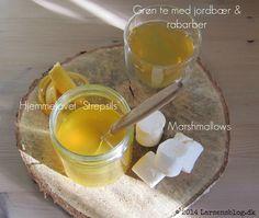 """Hjemmelavet """"Strepsils"""" ... super god i varm te hvis du har ondt i halsen. Snup også et par Marshmallows - de lindrer også!"""