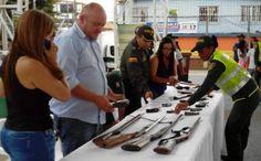 Secretaría de Gobierno de Dosquebradas promueve desarme para convivencia segura