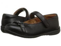 Umi Kids Elia (Toddler/Little Kid) (Black) Girl's Shoes