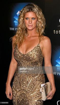 Rachel Hunter During The 32nd Annual Peoples Choice Awards After Party At Shrine Auditorium In