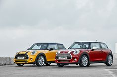 I've always loved Mini Coopers since Italian Job <3