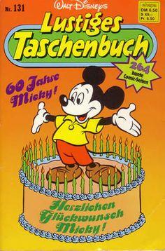 60 Jahre Micky!