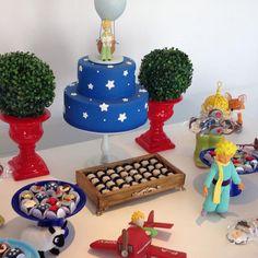 Festa Clean o pequeno príncipe para o Gabriel – Festa Clean