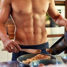 6 Guys with Killer Abs Explain How They Got Ripped Aesthetic Body, Daddy Aesthetic, Men Abs, Abs Boys, Killer Abs, How To Get Abs, Body Reference, Muscular Men, Shirtless Men
