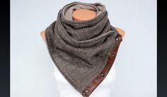 Unisex kneck warmer/scarf