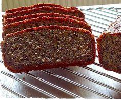 Rezept Eiweissbrot - LowCarb von EviS - Rezept der Kategorie Brot & Brötchen
