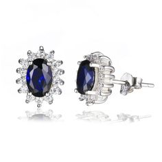 Like and Share if you want this  Princess Diana William Kate Middleton's 1.5ct Created Blue Sapphire Stud Earrings 925 Sterling Silver Stud Earring    128.86, 19.00  Tag a friend who would love this!     FREE Shipping Worldwide     Get it here ---> http://liveinstyleshop.com/jewelrypalace-princess-diana-william-kate-middletons-1-5ct-created-blue-sapphire-stud-earrings-925-sterling-silver-stud-earring/    #shoppingonline #trends #style #instaseller #shop #freeshipping #happyshopping