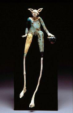 Nancy Kubale Exhibiting member in Clay