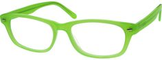 Women's Green 6360 Acetate Full-Rim Frame | Zenni Optical Glasses-N3TTWsRP