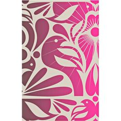 I pinned this California Birds Wallpaper in Plum from the Kreme event at Joss and Main!