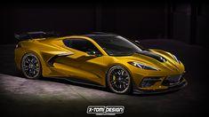 "car design sketch on instagram: ""2020 chevrolet corvette"