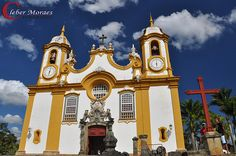Igreja Matriz - Tiradentes - MG - Brasil