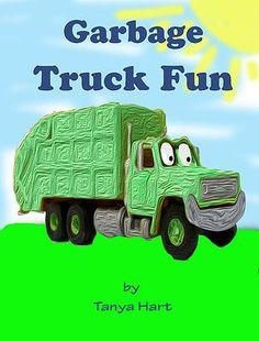 Garbage Truck Book