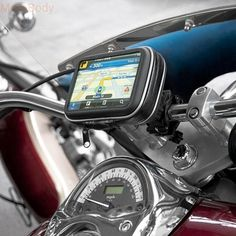 MotoBody.ru- Влагозащищенный универсальный держатель для навигатора TKN-GPS5 .Можно купить в нашем интернет магазине,либо в магазине в С-Пб(акссесуары для байкеров ),все для вашего мотоцикла