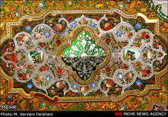 عمارت نارنجستان قوام در شیراز (گزارش تصویری)