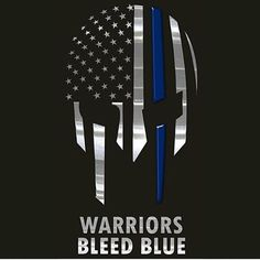 This Thin Blue Line Warrior Reflective Decal makes a great gift for all types of law enforcement officers! It can be placed on cell phones, license plates, boats, cars, etc. Police Gear, Military Police, Police Officer, Usmc, Marines, Thin Blue Line Decal, Thin Blue Lines, Police Quotes, Police Wife Life