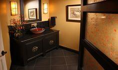 oriental bathroom vanity asian design zen ideas