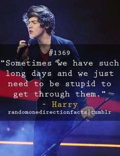 Welcome to randomonedirection facts! This is source for one direction facts! One Direction Quotes, I Love One Direction, 1d Quotes, Qoutes, Harry Styles Quotes, Harry Styles Wallpaper, Sing To Me, Inevitable, Just Love