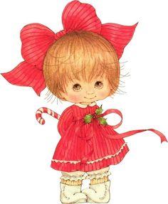 Christmas Cutie ~ Morehead