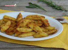 Patate sabbiose alla paprica ricetta di contorno saporito e facile da preparare con le due versioni, sia cotte in padella che cotte in forno