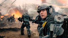 "New trailer for Tom Cruise and Emily Blunt in sci-fi thriller, ""Edge of Tomorrow"" coming out June Best Sci Fi Movie, Sci Fi Movies, Hd Movies, Movies To Watch, Movies Online, Fantasy Movies, Disney Movies, Edge Of Tomorrow, Tom Cruise"