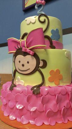 Monkey love theme