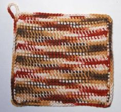 Free Tunisian Crochet Patterns. I've been wanting to try my hand at Tunisian crochet.