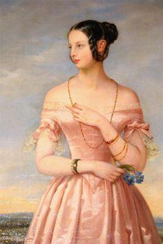Alexandra Nikolaievna by C. Robertson