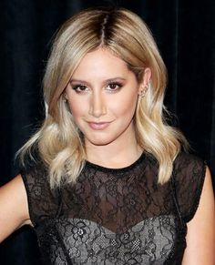 Lobs We Love - Ashley Tisdale from #InStyle