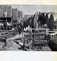 People of the Netherlands , about half a century ago by wvandergroef , yeah it's me, via Flickr #NoordHolland #Marken
