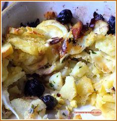 S'il est une recette Portugaise connue, c'est bien celle là ! Du nom de celui qui la créa, la morue à Gomes de Sá qui a traversé les frontières, a même participé à la finale du concours des 7 merveilles de la gastronomie Portugaise. Comme vous le savez... Portuguese Recipes, International Recipes, Potato Salad, Cauliflower, Oatmeal, Menu, Yummy Food, Comme, Vegetables