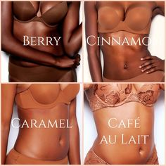 LINGERIE & HOSIERY IN A DIFFERENT NUDE... Finally, skin tone bras/panties/stockings for us, by us!  If you would be interested in these products, please comment  Nubian Skin Intimates & Sleepwear