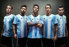 Argentina 2016 Copa America Kit Released
