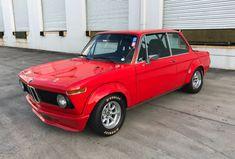 1974 BMW 2002 Street/Vintage Racing Build