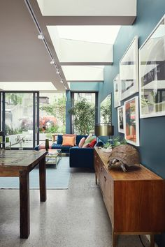 Andy's light-filled Dublin home perfectly displays his eclectic art collection | HouseAndHome.ie