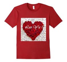 Amazon.com: LUV YA !: Clothing Collections, Amazon, Clothing, Mens Tops, T Shirt, Fashion, Outfits, Supreme T Shirt, Moda