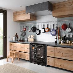 Kitchen Furniture, Kitchen Interior, Kitchen Dining, Kitchen Decor, Kitchen Cabinets, Beach Kitchens, Beautiful Kitchens, Home Remodeling, New Homes